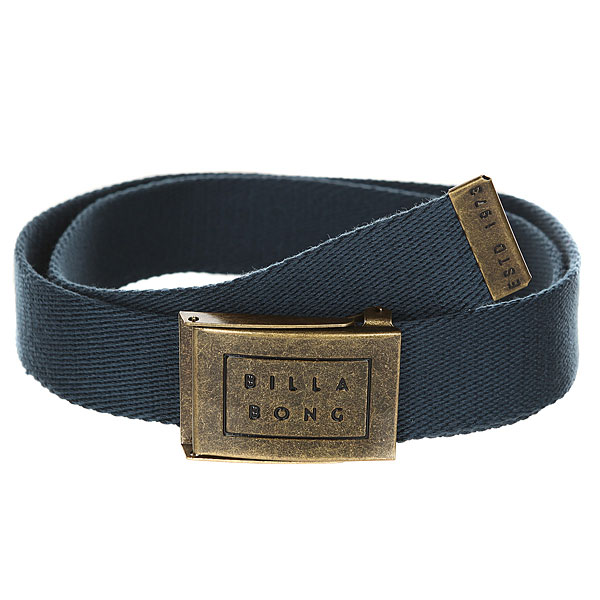 Ремень Billabong Sergeant Belt Dark Slate billabong ремень billabong logistik dark military