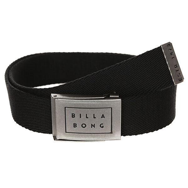 Ремень Billabong Sergeant Belt Black