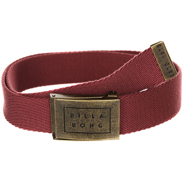 Ремень Billabong Sergeant Belt Fig