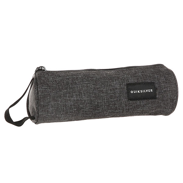Пенал Quiksilver Pencilo Dark Grey Heather пенал quiksilver pencil print dreamweaver grey