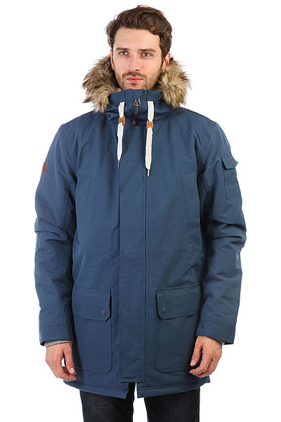 Куртка парка Quiksilver Ferris Parka Dark Denim [sa] new original authentic special sales elco sensor os90 s306q1 spot 2pcs lot