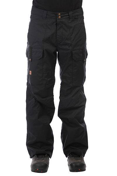 Штаны сноубордические DC Code BlackСноубордические штаны DC в свободном стиле не будут стеснять движения на склоне. Штаны выполнены из качественного оксфорда с параметром мембраны15К. Оснащены снегозащитными манжетами, имеют проклеенные швы в критических местах. Вентиляционные отверстия помогут оперативно перейти в нужный температурный режим.Характеристики:Свободный крой. Технология мембраны DC Weather Defense 15000мм/10000г/м2. Свободный крой. Материал прочный оксфорд рипстоп. Полностью проклеенные швы. Подкладка из тафты. Вентиляция штанин на молнии с сеткой. Система крепления к куртке. Пояс регулируется липучками.Снегозащитные гетры с DWR покрытием. Теплые карманы для рук на молнии.Накладные карманы с клапаном. Два кармана сзади. Система регулировки длины штанины.<br><br>Цвет: черный<br>Тип: Штаны сноубордические<br>Возраст: Взрослый<br>Пол: Мужской