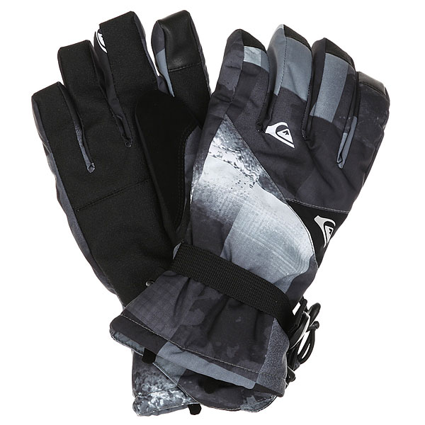 Фото #1: Перчатки Quiksilver Mission Glove Icey Check