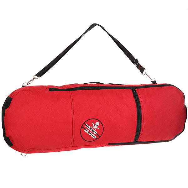 Чехол для скейтборда WRHZ Cargo RedСамый простой вариант, для тех кому важно, чтобы чехол был простым, легким и недорогим.Технические характеристики: Прочная и износостойкая ткань.Для комплекта до 33.Внешний карман на молнии.Лямка через плечо и ручки для переноски.<br><br>Цвет: красный<br>Тип: Чехол для скейтборда<br>Возраст: Взрослый<br>Пол: Мужской