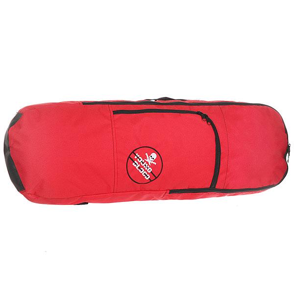 Чехол для скейтборда WRHZ Truck RedОтличный вариант для тех, кому нужен прочный и легкий чехол.Технические характеристики: Прочная и износостойкая ткань.Для комплекта до 33.Внешний карман на молнии.Внутренний карман.Эргономичные лямки.Усиленное дно.Внутренний тентовый слой для защиты от протирания.<br><br>Цвет: красный<br>Тип: Чехол для скейтборда<br>Возраст: Взрослый<br>Пол: Мужской