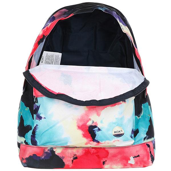 Рюкзак городской женский Roxy Beyoung Blue Cloud