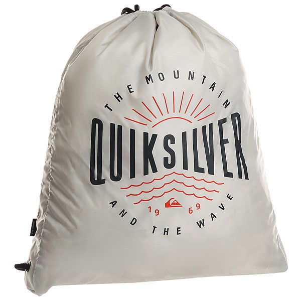 Мешок Quiksilver Clcacai Light Grey Heather