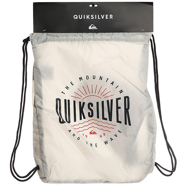 Мешок Quiksilver Clcacai Light Grey Heather