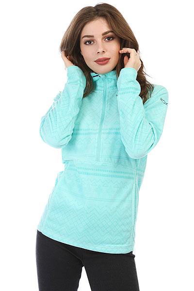 Толстовка классическая женский Roxy Cascade Aruba Blue_asta Laye<br><br>Цвет: голубой<br>Тип: Толстовка классическая<br>Возраст: Взрослый<br>Пол: Женский