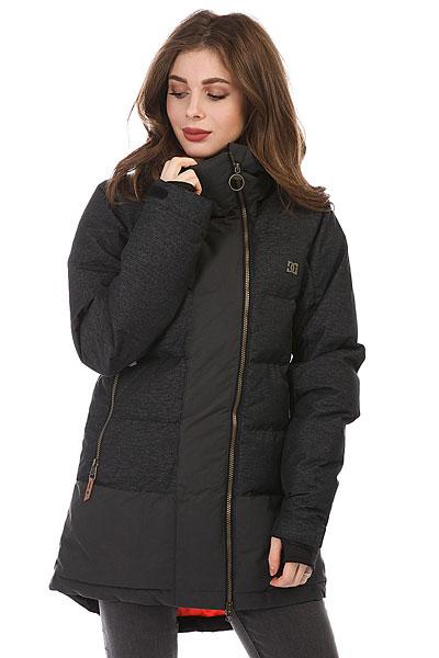 Куртка утепленная женская DC Liberty Black куртки dc shoes куртка