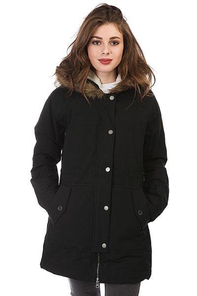 Куртка парка женская Roxy Mountain Song Anthracite