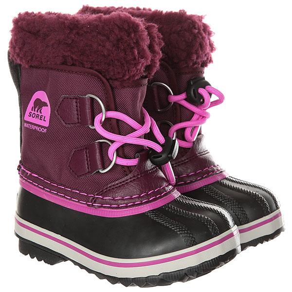 Sorel детская зимняя обувь купить москва