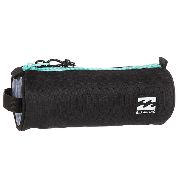 Пенал Billabong Barrel Pencil Case Black/Grey пенал quiksilver pencil print dreamweaver grey