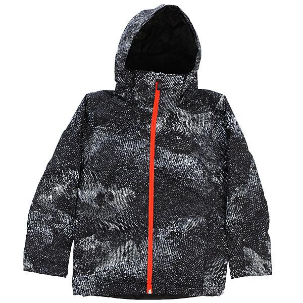 Куртка утепленная детская Quiksilver Tr Miss Pr Yo J B Snjt Marine Iguana Bw