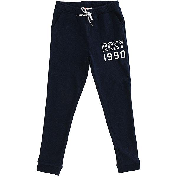 Штаны спортивные детские Roxy Spotingtelescop G Dress Blues<br><br>Цвет: синий<br>Тип: Штаны спортивные<br>Возраст: Детский
