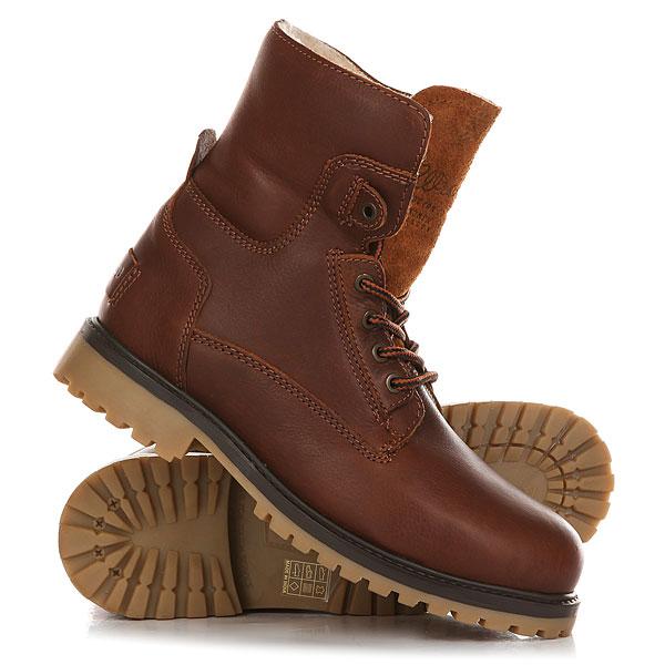 Ботинки зимние Wrangler Aviator BrierWrangler - не просто красивая обувь, но это в первую очередь практичная, теплая и износостойкая мужская обувь. Характеристики:Ботинки Wrangler Aviator изготовлены из мягкой и толстой натуральной кожи марки Сарагоса (Турция).Утеплитель – мех. Логотипы бренда нанесены тиснением на язычок и боковые стороны обуви.Качественная нержавеющая латунная фурнитура обеспечивает легкость и удобство шнуровки. Подошва из термоэластомера сочетает в себе эластичность каучука и высокую стойкость к истиранию.<br><br>Цвет: коричневый<br>Тип: Ботинки зимние<br>Возраст: Взрослый<br>Пол: Мужской
