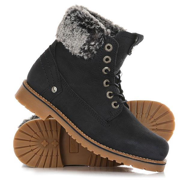 Ботинки зимние женские Wrangler Creek Alaska Lady Dark NavyУдобные ботинки для вашего комфорта в холодное время года. Премиальное качество и комфорт покорят вас раз и навсегда.Характеристики:Верх из нубука.Утепленная внутренняя отделка из искусственного меха. Цельнокроеный носок.Широкий смягченный манжет с отделкой из искусственного меха.Классическая круглая шнуровка с тонированными люверсами.Широкий массивный язычок. Цепкая прошитая подошва с невысоким каблуком и абразивным протектором.<br><br>Цвет: Темно-синий<br>Тип: Ботинки зимние<br>Возраст: Взрослый<br>Пол: Женский