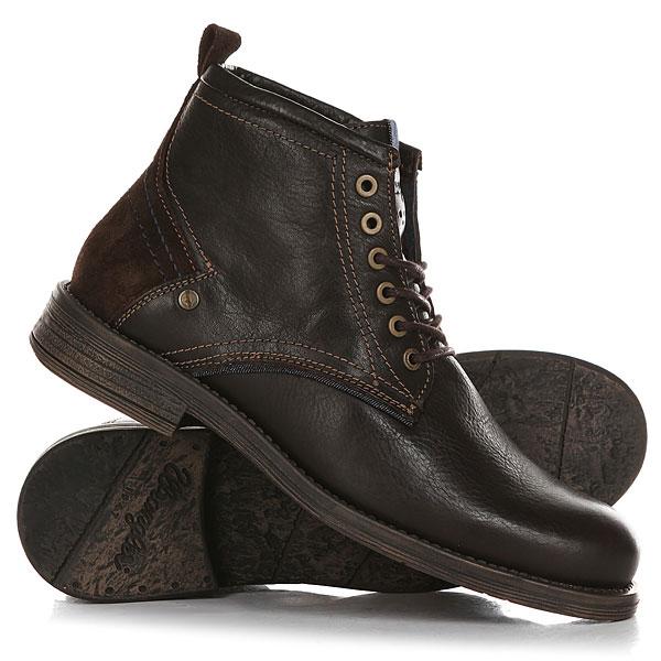 где купить  Ботинки высокие Wrangler Cliff Mid Tdm  по лучшей цене