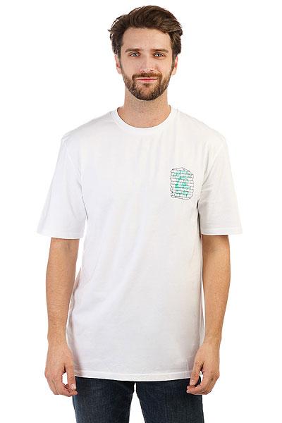 Футболка Quiksilver Venicefreaksss White футболка aeronautica militare 172ts1425j309 34295