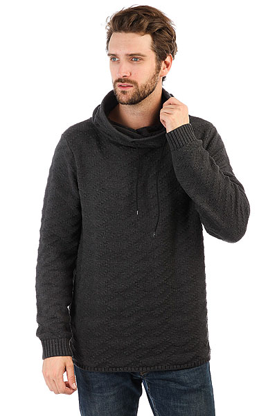 Джемпер Quiksilver Sarikei Dark Grey Heather