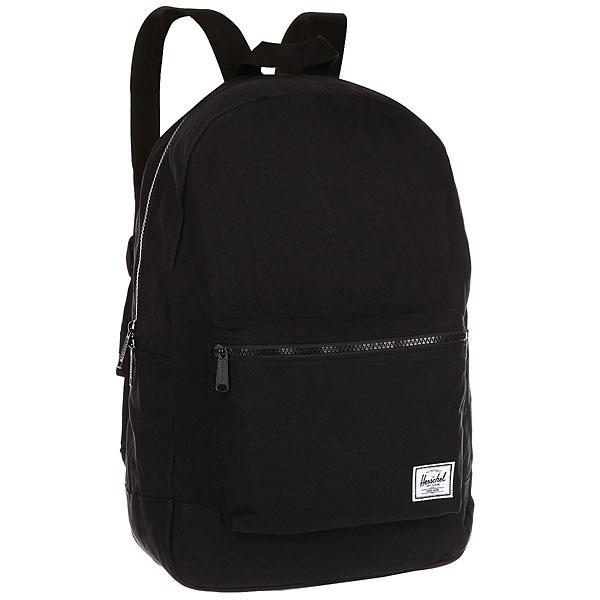 Рюкзак Herschel Packable Daypack Black<br><br>Цвет: черный<br>Тип: Рюкзак<br>Возраст: Взрослый<br>Пол: Мужской