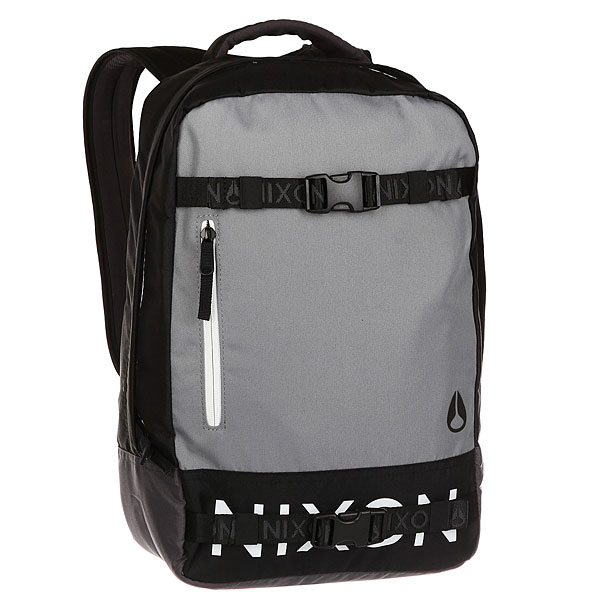 Рюкзак Nixon Del Mar Backpack Black/Dark Gray