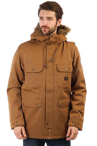 Куртка Billabong Olca Tobacco<br><br>Цвет: коричневый<br>Тип: Куртка<br>Возраст: Взрослый<br>Пол: Мужской