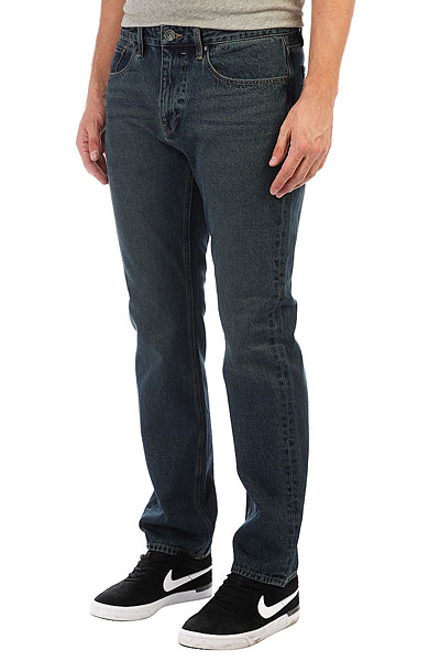 Джинсы прямые Billabong Fifty Jean Indigo Deep Sea