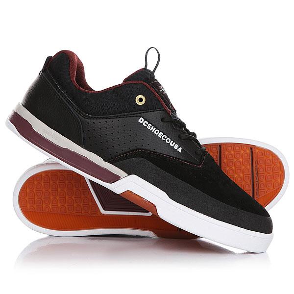 Кеды кроссовки низкие DC Cole Lite Black/Oxblood кроссовки calipso calipso ca549amwro46
