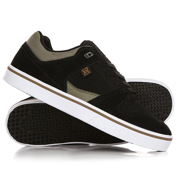 Кеды кроссовки низкие DC Course Black Olive dc shoes кеды dc heathrow se 11