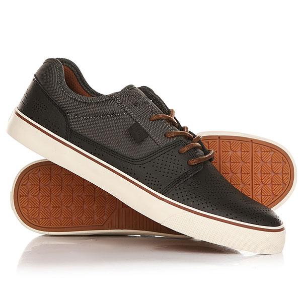 Кеды кроссовки низкие DC Tonik Se Black Camo dc shoes кеды dc heathrow se 11