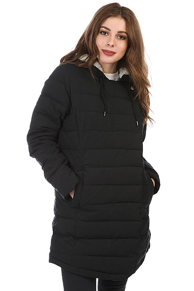 Куртка парка женская Roxy Glassycoast Anthracite куртка парка женская roxy ferley j military olive
