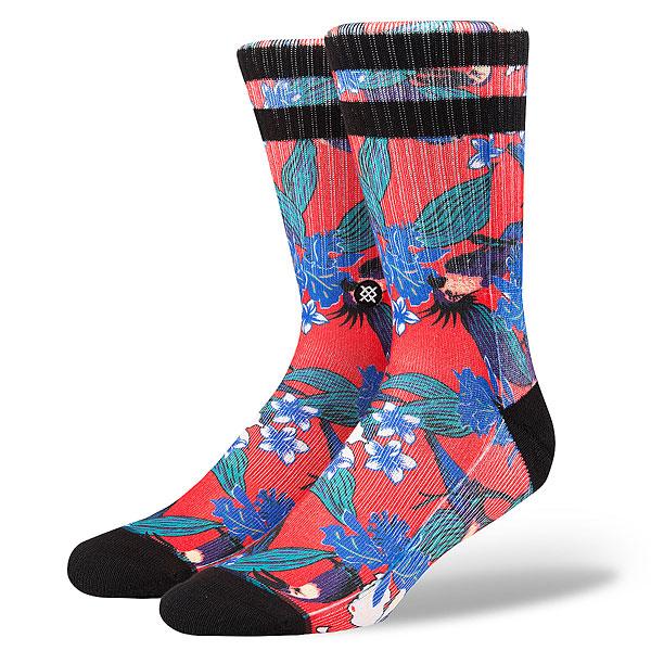 Носки высокие Stance Foundation Buggin<br><br>Цвет: мультиколор<br>Тип: Носки высокие<br>Возраст: Взрослый<br>Пол: Мужской