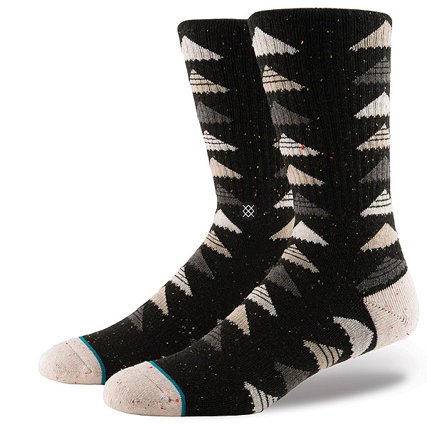Носки высокие Stance Harrison Black носки высокие stance rival black
