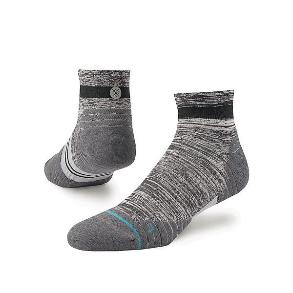 Носки средние Stance Run Mens Uncommon Solids носки stance носки ж run womens motion tab ss17