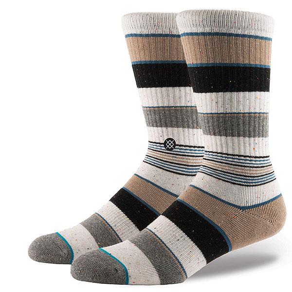 Носки высокие Stance Sebago<br><br>Цвет: мультиколор<br>Тип: Носки высокие<br>Возраст: Взрослый<br>Пол: Мужской