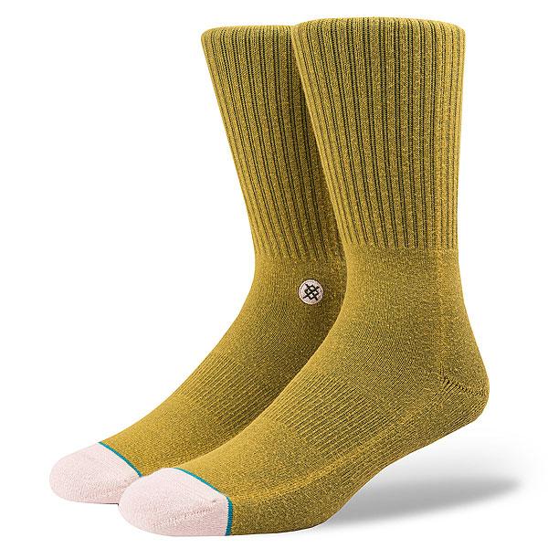 Носки высокие Stance Skateboarding Drab<br><br>Цвет: зеленый<br>Тип: Носки высокие<br>Возраст: Взрослый<br>Пол: Мужской