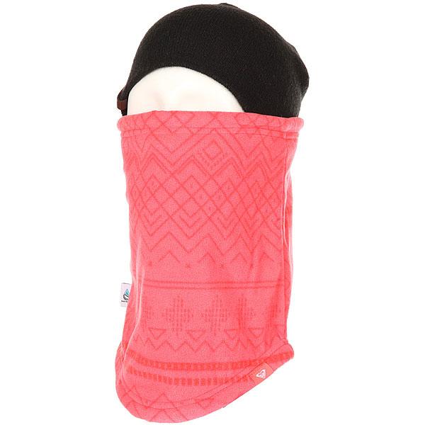 Шарф труба женский Roxy Cascade Collar Neon Grapefruit Asta<br><br>Цвет: розовый<br>Тип: Шарф труба<br>Возраст: Взрослый<br>Пол: Женский