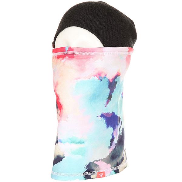 Шарф труба женский Roxy Lana Collar Neon Grapefruit cloud<br><br>Цвет: мультиколор<br>Тип: Шарф труба<br>Возраст: Взрослый<br>Пол: Женский