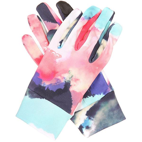 Перчатки сноубордические женские Roxy Liner Neon Grapefruit cloudЯркие, красивые и функциональные. Эти тонкие эластичные перчатки от Roxy подойдут для ранней осени или поздней весны, а также отлично выполнят роль второго слоя для теплых перчаток или варежек (например, если Вы зимой много фотографируете). Технологичный текстиль Polartec® Power Stretch® и покрытие на указательном пальце, подходящее для использования сенсорного экрана - обязательные опции в наше время.Характеристики:Классический крой. Материал: технологичный текстиль Polartec® Power Stretch®.Указательный палец подходит для пользования тачскрином.Сплошной принт. Принт с логотипом.<br><br>Цвет: мультиколор<br>Тип: Перчатки сноубордические<br>Возраст: Взрослый<br>Пол: Женский