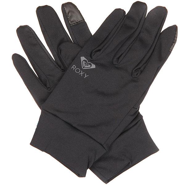 Перчатки сноубордические женские Roxy Liner True BlackЯркие, красивые и функциональные. Эти тонкие эластичные перчатки от Roxy подойдут для ранней осени или поздней весны, а также отлично выполнят роль второго слоя для теплых перчаток или варежек (например, если Вы зимой много фотографируете). Технологичный текстиль Polartec® Power Stretch® и покрытие на указательном пальце, подходящее для использования сенсорного экрана - обязательные опции в наше время.Характеристики:Классический крой. Материал: технологичный текстиль Polartec® Power Stretch®.Указательный палец подходит для пользования тачскрином.Сплошной принт. Принт с логотипом.<br><br>Цвет: черный<br>Тип: Перчатки сноубордические<br>Возраст: Взрослый<br>Пол: Женский
