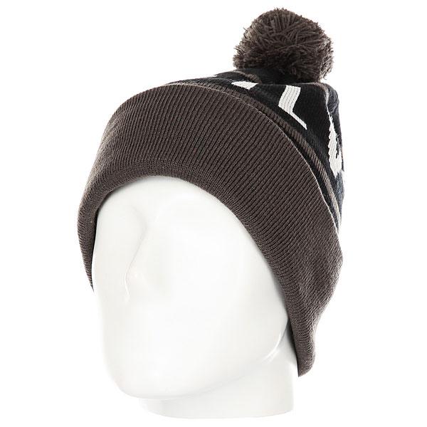 Шапка Quiksilver Summit Beanie Black шапка носок детская quiksilver preference black