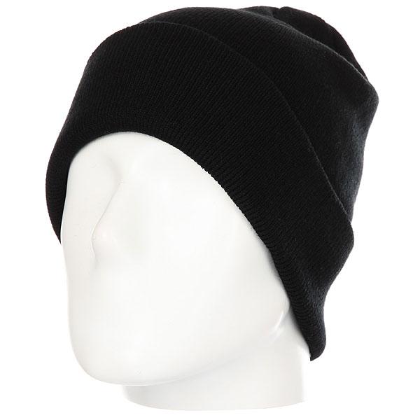 Шапка Quiksilver Brigade Beanie Black шапка носок детская quiksilver preference black