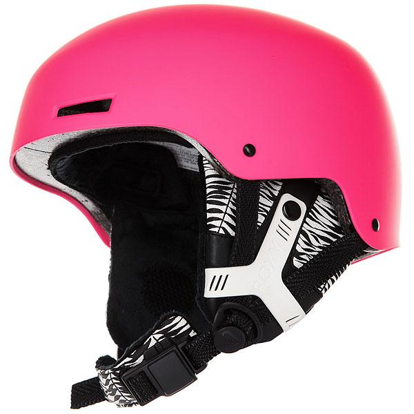 Купить со скидкой Шлем для сноуборда женский Roxy Muse Neon Grapefruit