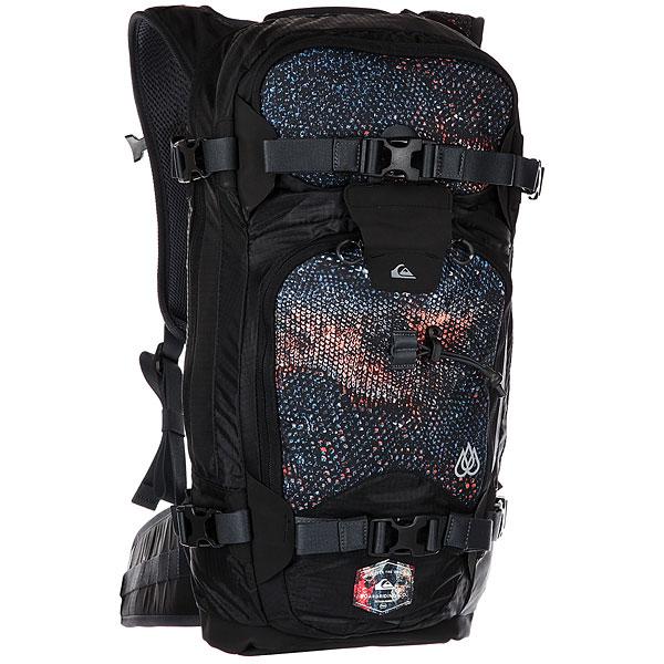 Купить со скидкой Рюкзак спортивный Quiksilver Backpack Black