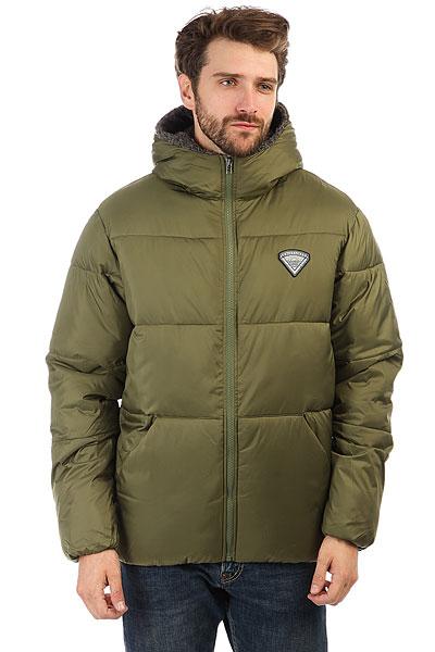 Куртка зимняя Quiksilver Yanaki Four Leaf Clover куртка утепленная quiksilver quiksilver qu192emvod29