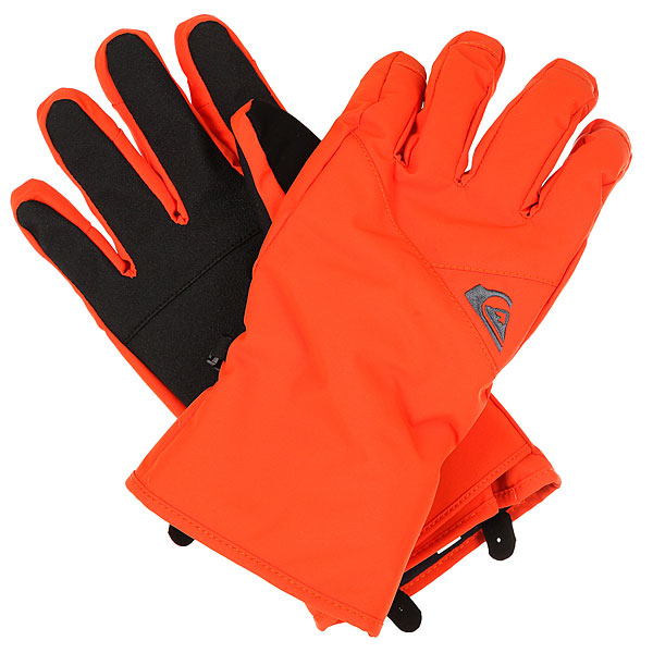 Перчатки Quiksilver Cross Glove Mandarin Red