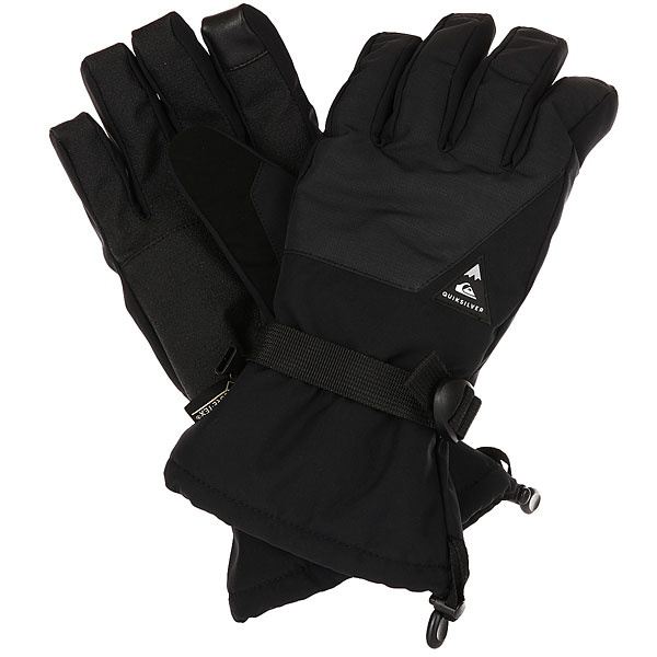 Перчатки Quiksilver Hill Glove Black viking love gore tex