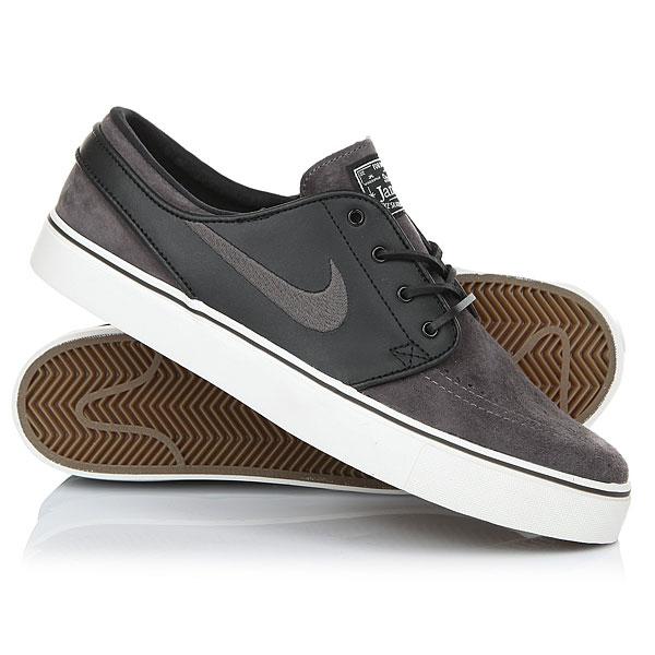 Кеды кроссовки низкие Nike Zoom Stefan Janoski OG Midnight Fog nike sb кеды nike sb zoom stefan janoski leather черный антрацитовый черный 12