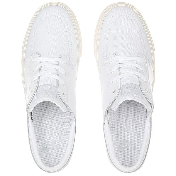 Кеды кроссовки низкие Nike Zoom Stefan Janoski Elite HT White